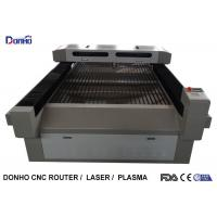 China Gray Color Laser Metal Cutting Machine with Ruida Control System 1300mm x 2500mm wholesale