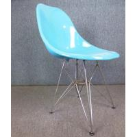 China Coffee Shop Restaurant Dining Chairs , PP Plastic Cool Restaurant Chairs wholesale