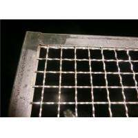 China Food Grade SS Oven Wire Mesh Tray For Food Baking , Polishing Processing wholesale