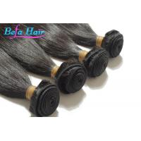 Quality Long Lasting Virgin Indian Human Hair Can Be Dyed Straight Hair for sale