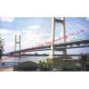 China Hot Dip Galvanized Steel Truss Bridge Metal Modular Deck Assembly Modern Structure Outlooking wholesale