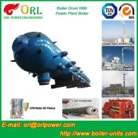 China Petrochemical industry solar boiler mud drum ASME certification manufacturer wholesale