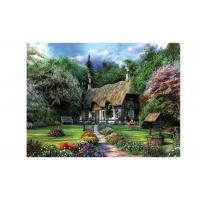 Quality Idyllic Scenery 3D Lenticular Pictures Full Colour Printing For Hotel for sale