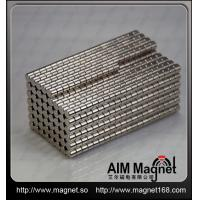 China Strong small disc neodymium magnet wholesale