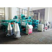 China 150kg / H Plastic Pulverizing Machine , PVC Pulverizer Machine With Vibration Principle wholesale