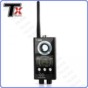 China CCTV Camera Wireless RF Signal Detector Device With Sensitive Sound Light Alarm on sale