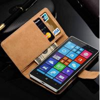China Nokia Lumia 930 Phone Cover Case Wholesale Flip Leather Book Style Luxury Stand Wallet wholesale