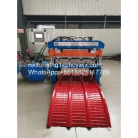 China Dropping Water Arching Machine For Roofing 380V wholesale