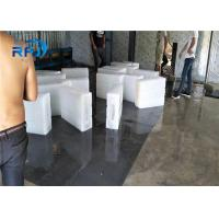 China Durable Industrial Ice Block Maker , Automatic Ice Block Making Machine Air Cooled wholesale