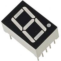 Buy cheap 1.5 Inch 7 Segment Numeric Display For Industrial And Instrumental Applications from wholesalers