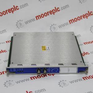 China Bently Nevada  3500/53 133388-01 Overspeed Detection I/O Module New wholesale
