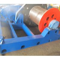 China 1 Ton -10 Ton High Safety Electric Winch With Hand Control Brake Convenient Move wholesale