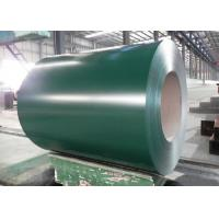China Size Customized Prepainted Steel Coil Anti Corrosion For Roof Structure wholesale