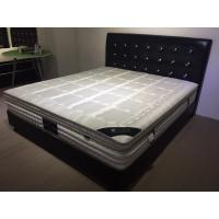 China Multi Size Fireproof Euro Top Mattress Topper Vacuum Compressed Packaging wholesale