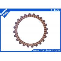 China Honda Motorcycle Clutch Plates KWW GGNA 22204-KWW-741 OEM ODM Service wholesale