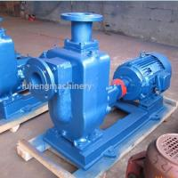 China ZW Sewage Pump with Solid/Self-Suction Pump wholesale