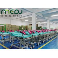 China Powder Coated Gynecological Examination Table , Durable Stainless Steel Gyno Exam Table wholesale