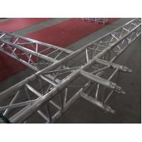China TUV certificate customised event Aluminium bolt stage global truss/mini lighting truss/lowes roof trusses wholesale