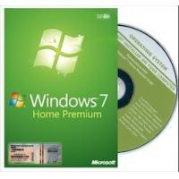 China COA Sticker Windows 7 Pro OEM Key , Windows 7 Home Premium Download wholesale