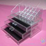 China transparent plastic storage box wholesale