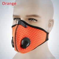 China Comfortable Antibacterial Face Mask Cloth Activated Carbon Filter Respirator on sale