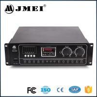China Home Karaoke Power Amplifier Karaoke Mixer Amplifier LED Dispay OEM ODM wholesale