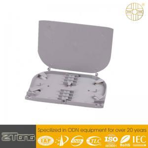 Quality Telecommunication Use Fiber Optic Tray Plastic Box Customized Length for sale