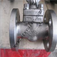 China DN25 Forged Steel 150lb Globe Valve for Sale wholesale