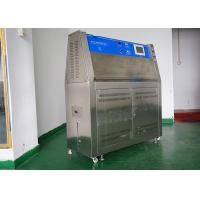 China ASTM Standard UV Accelerated Aging Test Chamber With Programmable Controller wholesale