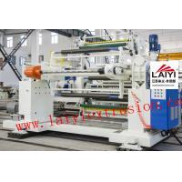 Edge Position Control Double Rewinding Station Seal Tape Slitting Machine
