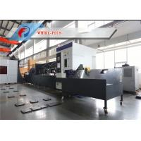 Buy cheap Automobile Industry Metal Tube Laser Cutting Machine / CNC Tube Cutter from wholesalers