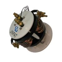 China Carbon Brush Slip Ring of 2 Wires Transmitting 300A Current with Low Contact Resistance wholesale