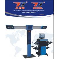 China Precise Automotive Equipment 3D Four Wheel Tire Alignment Multi Vehicle Database wholesale