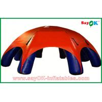 China Giant Commercial Inflatable Air Tent Air Tight Tent For Wedding Party L4m * W4m on sale