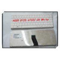 China Brand New Laptop Keyboard for Acer D525 D725 Nv40 White Color Us Keyboard wholesale