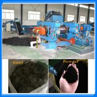 China Used tire recycling machine for making rubber powder wholesale