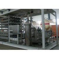 Quality LNG Filling Pump Skid Mounted Equipment With Simple Operation 5-60m3/h for sale