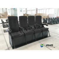 China Customize Design 4-D Movie Theater 4d Dynamic Cinema Equipment With Screen System wholesale