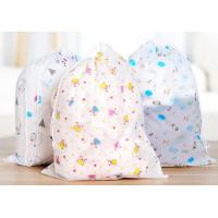 Buy cheap BPA Free PEVA Travel PVC Drawstring Bag Household Drawstring Bags REACH Standard For Home Storage from wholesalers