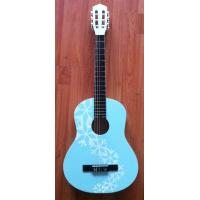 China 36inch Kids Wooden Toy Guitar With decal 3/4 Size for Beginners wholesale