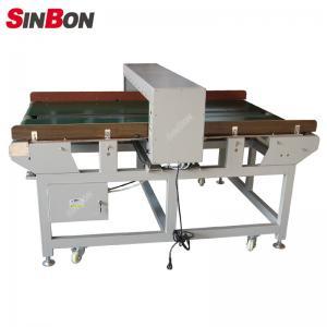 China Super Width broken Needle Metal Detector Machine needle inspection machine wholesale