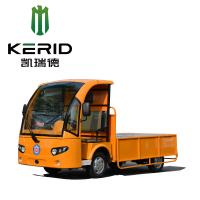 Buy cheap 2 Ton Loading Capacity 7.5KW Powerful MotorLeft Hand Drive Electric Mini Truck from wholesalers