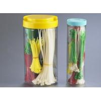 China Barrel Packaging Value Packaging Nylon Cable Ties Self-locking CE SGS Certified wholesale
