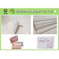 China High Bulk Food Grade Teal Cardstock Paper With Glossy Coated Surface wholesale