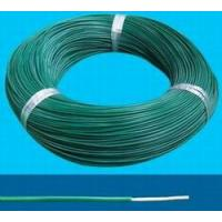 China Silver-coated copper conductor PTFE insulated wire and cable for aircraft and space wholesale