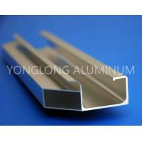 China 6061 6063 Aluminium Construction Profiles Smooth And Delicate wholesale