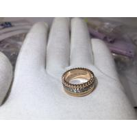 China BOUCHERON diamonds ring  18kt gold   with yellow gold or white gold wholesale