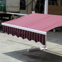 Quality Popular Window awnings outdoor balcony porch awning Sun Shade Aluminium Frame for sale