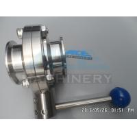 Quality Stainless Steel Sanitary Butterfly Valve (ACE-DF-9V) for sale