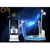 China High Power Real Feeling VR Ski Simulator For Stimulating Extreme Skiing wholesale